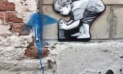Le Street Art par Jeo Iurato