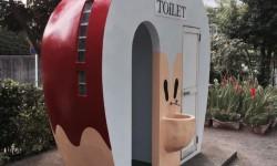Toilettes publiques japonaises d'H. Nakamura