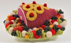 Le Food Art tricot par Trevor Smith