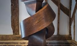 Sculptures et illusions par Alex Chinneck
