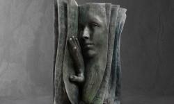 Sculptures livres en bronze de Paola Grizi