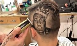 Cheveux insolites de Rob the Original