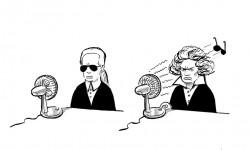 Illustrations humoristiques de Tango Gao