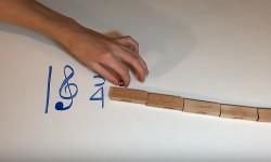 Art cinétique et musique par DoodleChaos